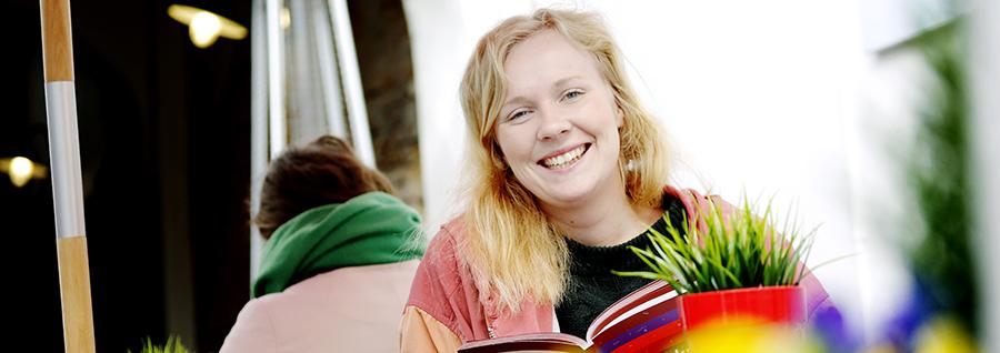 Johanna Haapala. Foto: Björn Olsson