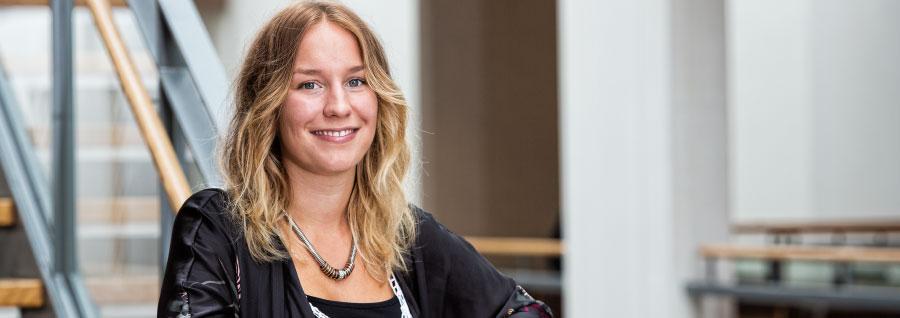 Petra Svensson, foto: Magnus Wahman